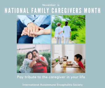 National Family Caregiver Month FB  - THE HERD November 2020~ 2nd edition