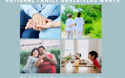 Caregiver Tribute