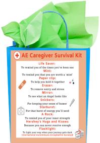 Survival Kit caregiver  2Post - THE HERD November 2020~ 2nd edition