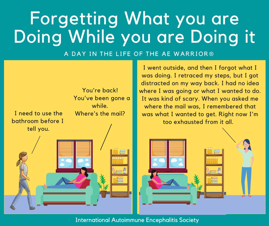 Forgetting what you are doing while you are doing it_Comic Strip_1-10-21-FB