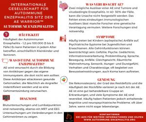 German FB  AE Infographic e1617254016369 - Memes About Autoimmune-Encephalitis