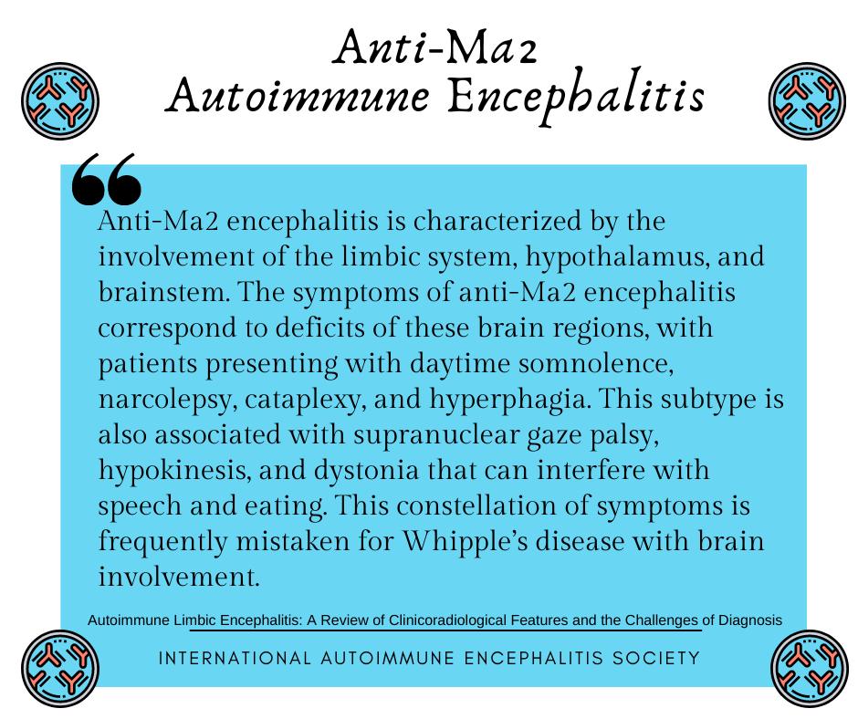 Anti Ma2 Encephalitis FB - Memes About Autoimmune-Encephalitis