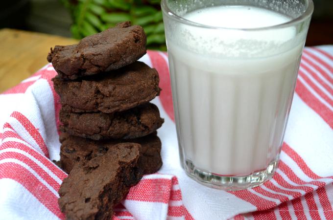 Cherry Choco Cookies II