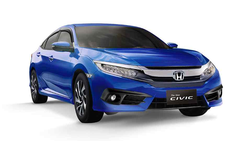 2017 Honda Civic 1.8 E Limited Edition Gets Navi, Modulo
