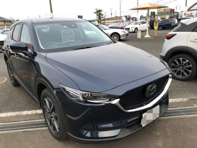 マツダ CX-5 の未使用車・中古車