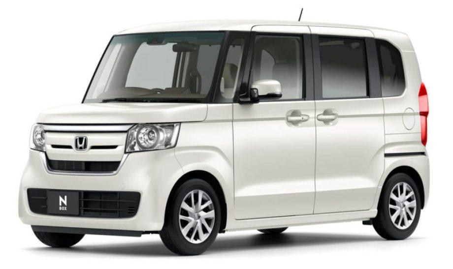 N-BOX プレミアムホワイト・パールⅢ