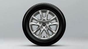 205/60R16タイヤ&16インチアルミホイール