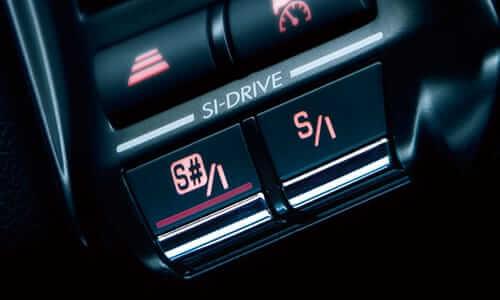 SI-DRIVE(3モード)スポーツ・シャープモード(S♯)