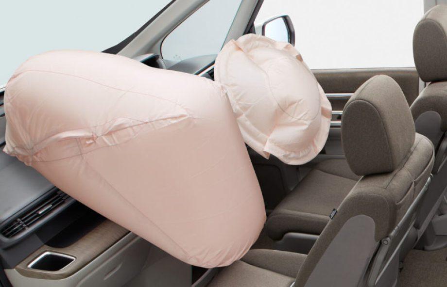 運転席用&助手席用i-SRSエアバックシステム
