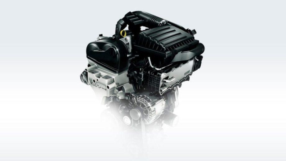 1.2L直列4気筒TSI(直噴ターボ)エンジン