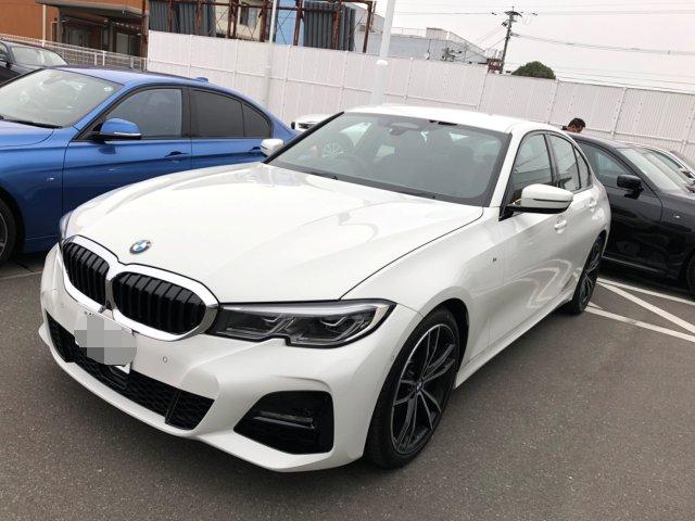 新型BMW3シリーズのカラーラインナップ