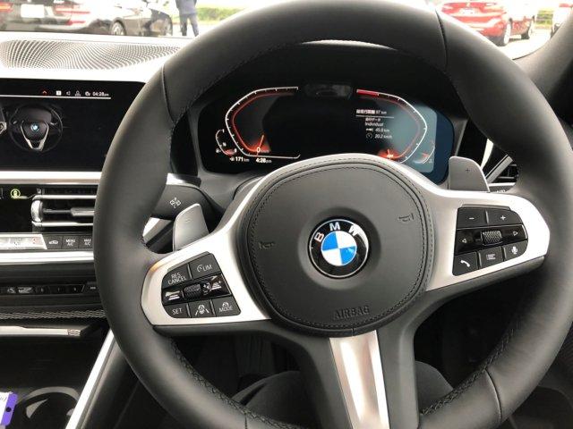 新型BMW3シリーズは内装の質感アップがハンパない