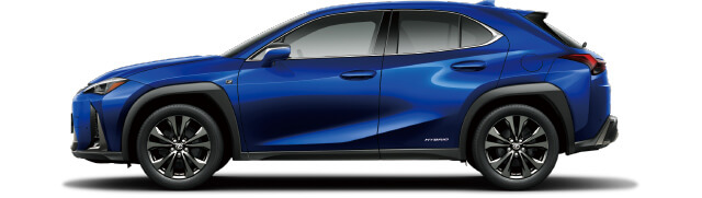 新型レクサスUXの人気カラー色ランキングTOP13!気になる1位は「ブラック」