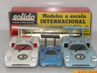 Solido Dalia Modelos à escala internacional