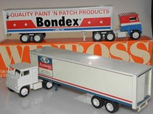Poids-lourds Winross USA : Bondex