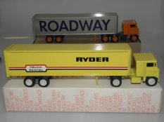 Poids-lourds Winross USA : Roadway, Ryder
