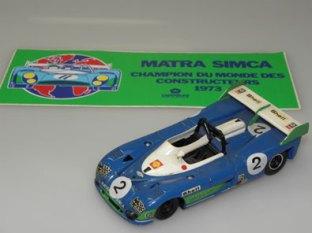 Matra Simca 670C