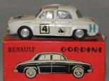 "version rallye avec marquage ""Gordini"""