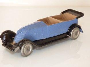 Renault CD bleue