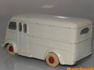 The White Horse van