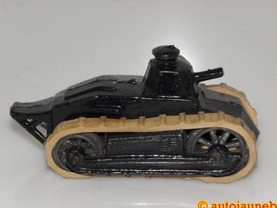 Jo Hill Co Renault char de combat