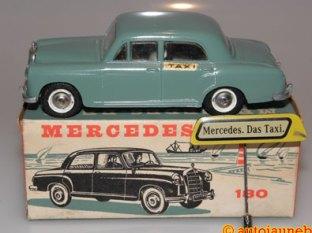 Mercedes-Benz 180 Das Taxi