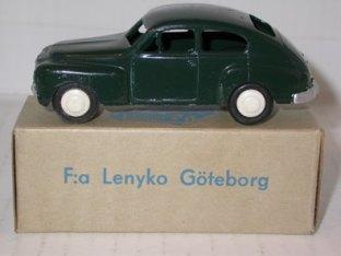 Geno Toys Volvo F/a Lenyko Göteborg