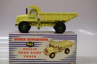 Dinky Toys Euclid