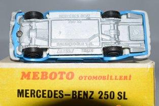 Mercedes Benz 250 SL Meboto