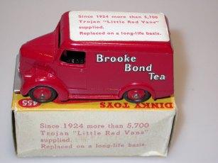 Dinky Toys Brooke Bond Tea
