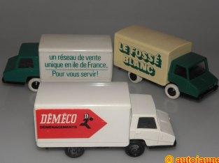 Berliet Stradair Déméco et Le Fossé Blanc