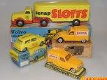 Norev, Corgy Toys, Volvo et moutardes
