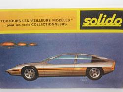 Solido Toujours les meilleurs modèles pour les vrais Collectionneurs