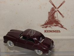 Modèle réduit chocolat Kemmel