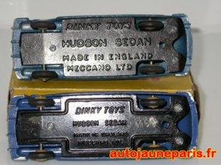Dinky Toys Hudson