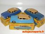Dinky Toys Hudson nuances de bleu