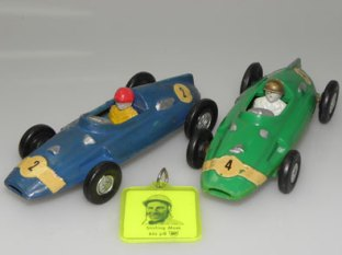 Cooper 2,5 Dinky Toys
