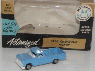 Mercury : Chevrolet pick up