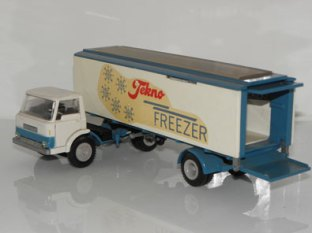 Tekno freezer D800