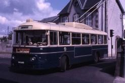 Trolleybus à Brest