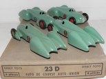 variantes d'Auto Union Dinky Toys France