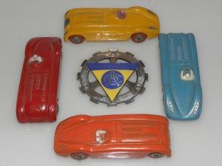 Bugatti 57C de chez JRD avec le sigle de l'ACO