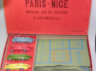 Coffret Paris Nice