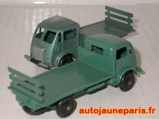 Ford 25 H vert et vert métallisé