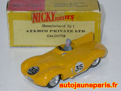 Superbe Nicky Toys Jaguar Type D