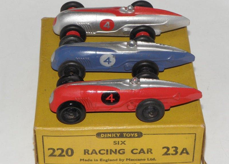MG EX 135 Dinky Toys