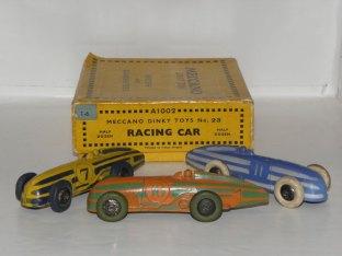 MG Gardner Dinky Toys