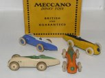 MG Record Dinky Toys