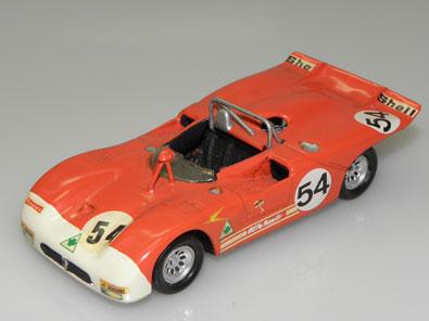 Modelisme Alfa Romeo 33/3