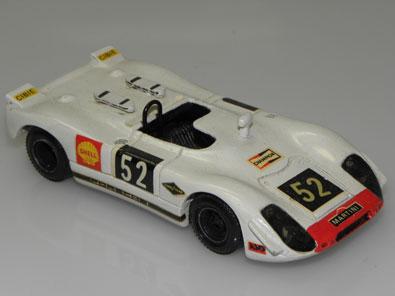Modelisme Porsche 908 Martini